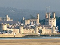 Picture of Caernarfon Castle Viewpoint
