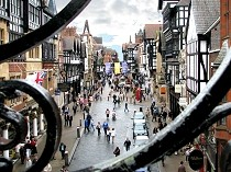 Picture of Chester Eastgate Street Viewpoint