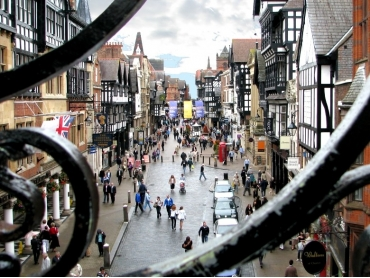 Chester Eastgate Street Viewpoint