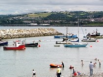 Picture of Rhos-on-Sea Beach