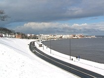 Picture of Cayley Embankment Winter Viewpoint