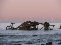 Picture of Wreck of the Rhosneigr