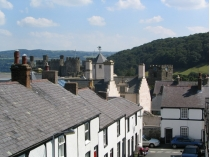 Picture of Historic Old Welsh Town