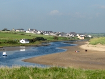 Picture of Mouth of the Afon Ffraw