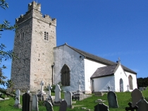 Picture of Church of Llandrillo yn Rhos