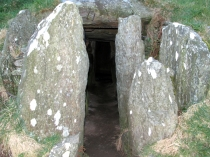 Picture of Portal Stones to Ancient Monument