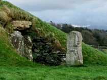Picture of Neolithic Burial Chamber