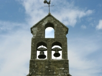 Picture of Triple Bell-Cote of St Cadwaladr's Church