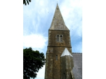 Picture of Llangaffo Church Tower