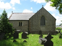 Picture of Anglesey Churchyard