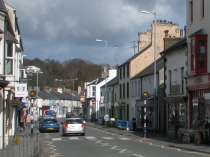 Picture of High Street Menai Bridge