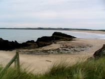 Picture of Sandy Beach on Anglesy