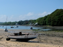 Picture of High and Dry in Red Wharf Bay
