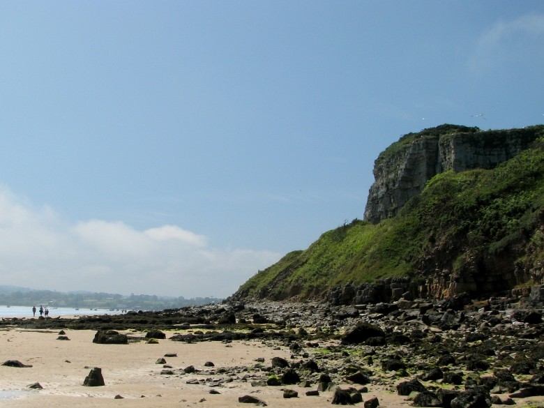 Picture Of Beautiful Beach In Anglesey