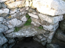 Picture of Stone Seat in Holy Well
