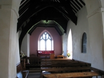 Picture of Llanrhwydrus Church Nave