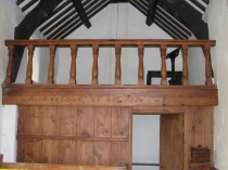 Picture of Llanrhwydrus Church Gallery