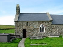 Picture of Llanrhwydrys Church