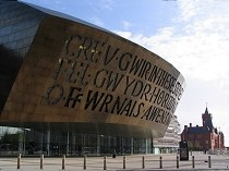 Picture of Wales Millennium Centre