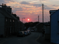 Picture of Sunset in Anglesey