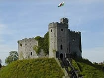 Picture of Cardiff Castle Keep