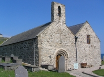 Picture of Aberdaron Church