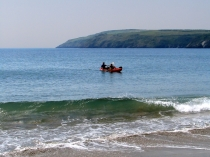 Picture of Sea Kayaking in West Wales