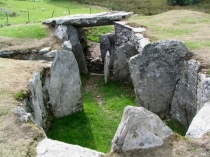 Picture of Capel Garmon Burial Chamber