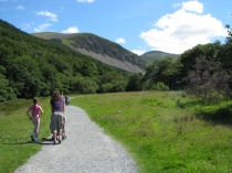 Picture of Wheelchair Friendly Walk in North Wales