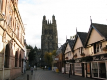 Picture of Tower of Saint Giles Church Wrexham