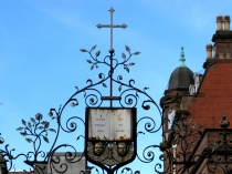 Picture of Saint Giles Church Gate