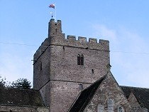 Picture of Brecon Cathedral